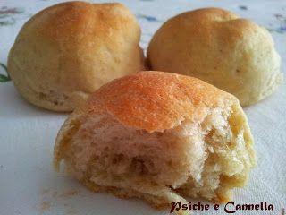 Panini al Latte di Soia e Farina d'Orzo   Psiche e Cannella