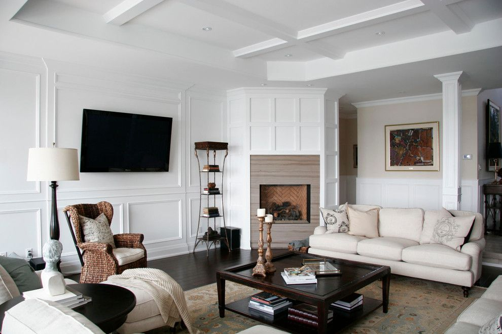 Brilliant Corner Tv Wall Mount with Shelf with Ivory Sofa and ...