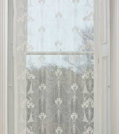 Cotton Lace Curtains Rennie Can Be Customized Olde Worlde