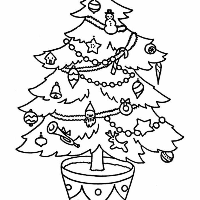 ▷ 1001 + ideas de dibujos navideños para colorear | Navidad ...