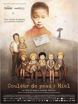 Tics En Fle Un Film Sur L Adoption Couleur De Peau Miel 2012 Francais Fle Fos Apprentissage Traduction Et Revision Amazones