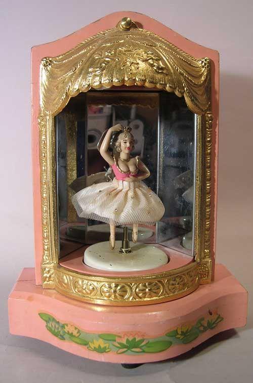 Music Box Dancer Antique