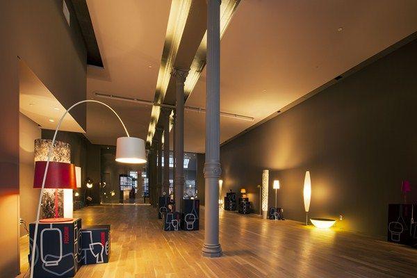 Foscarini Spazio Soho New York Ny Architect