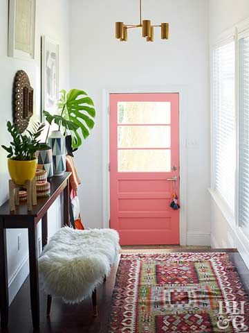 Four Stunning Hallway Ideas | Interiors, Country living and Small spaces