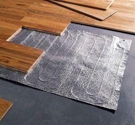 Film Chauffant Electrique Parquet Flottant 1 5 M Home Decor Home Remodeling Remodel