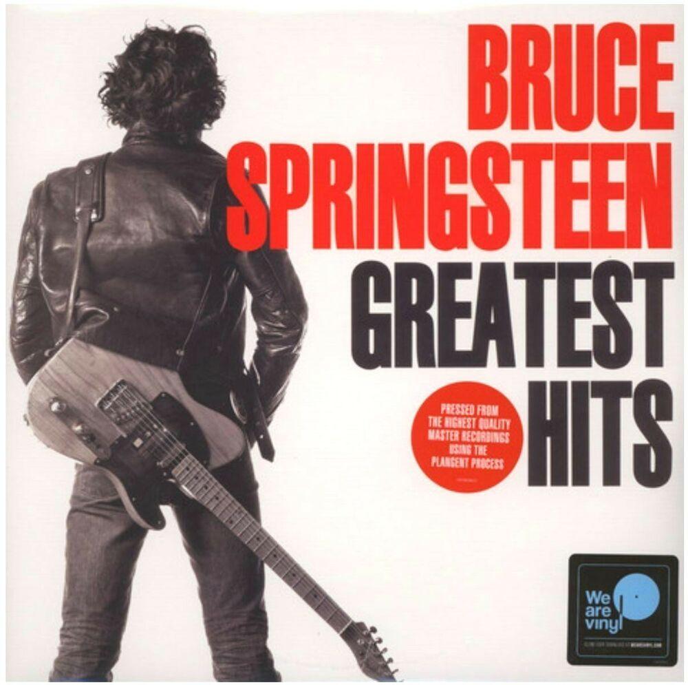 Bruce Springsteen Greatest Hits Latest Pressing Lp Vinyl Record Album New Vinyl Records Lps Bruce Springsteen Vinyl Records For Sale Vinyl Record Album