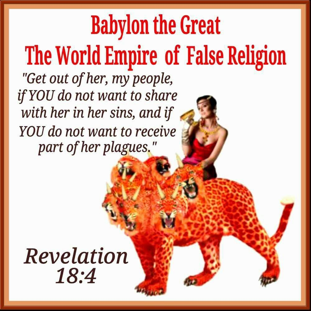 Image result for Revelation 18:4