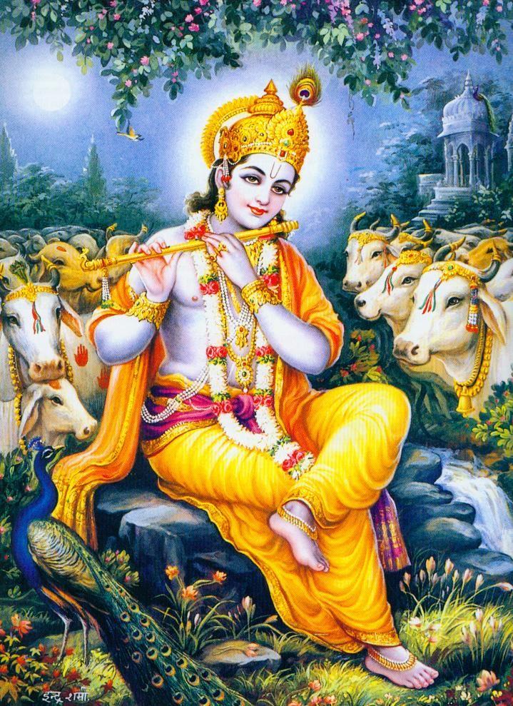 Resultado de imagen de sri krishna