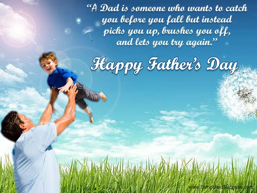 happy fathers day friend quotes