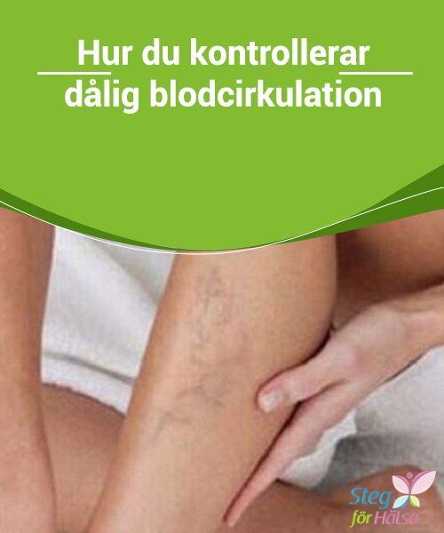 dålig blodcirkulation orsak