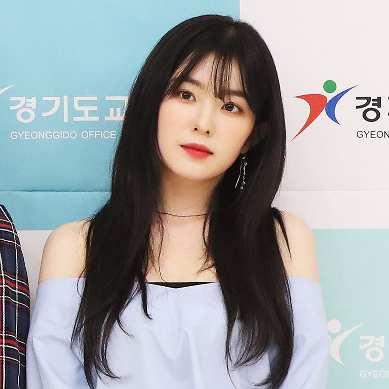 Fringe Style Inspos To Steal From Korean Celebs Red Velvet Cleo Singapore Hairstyles With Bangs Dip Dye Hair Asian Hair