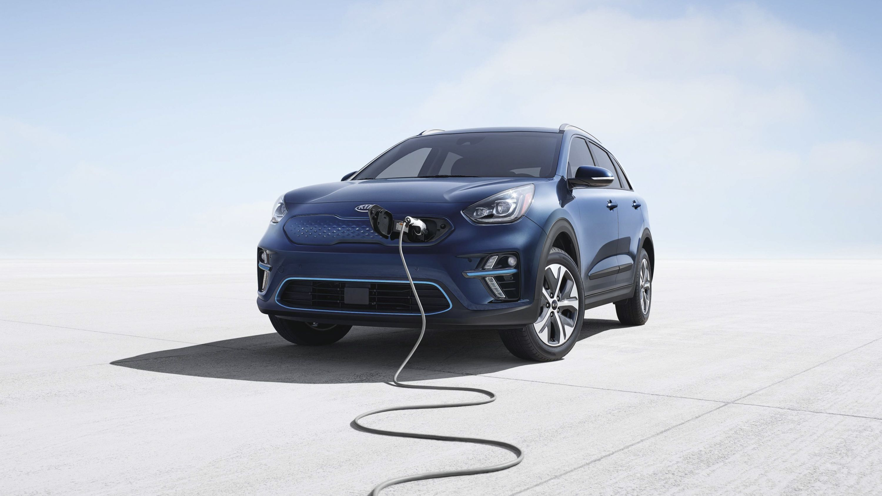 Kia Showcases New Safety And Tech Features In The Niro Ev Best Electric Car Electric Cars Ev Cars