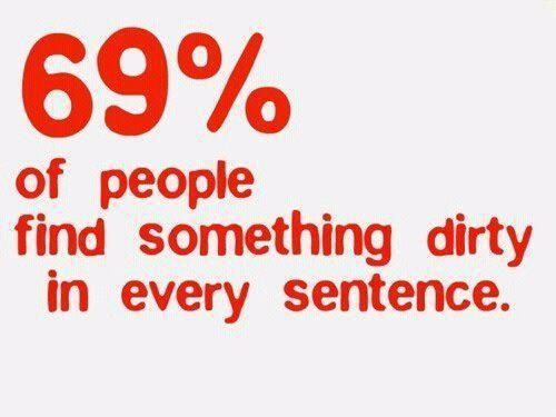 69% Of People Find Something