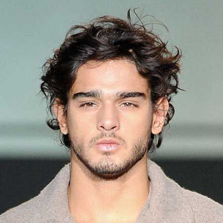 Astonishing 1000 Images About Best Mens Curly Hairstyles On Pinterest Men39S Short Hairstyles For Black Women Fulllsitofus
