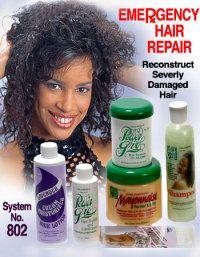 Emergency Hair Repair Gold Medal Grow Fast