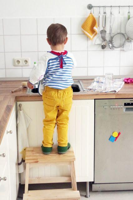 Emil und Mathilda: In unserer Küche