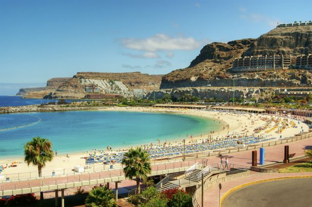 Amadores Beach Canary Islands Cool Places To Visit Canary