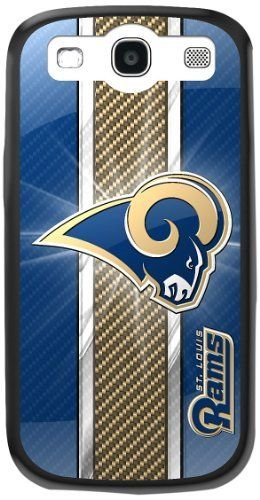 NFL St. Louis Rams Galaxy S3 Phone Case by Team ProMark. $29.95. Show your team spirit while keeping your Galaxy S3 protected with this ultra light, ultra strong polymer hard case. Officially licensed by the NFL, this durable Galaxy S3 case features full color graphics. Printed in the USA. Its a perfect gift for your favorite sports fan. Team ProMark offers innovative new licensed products from the most popular leagues and sports teams in America.