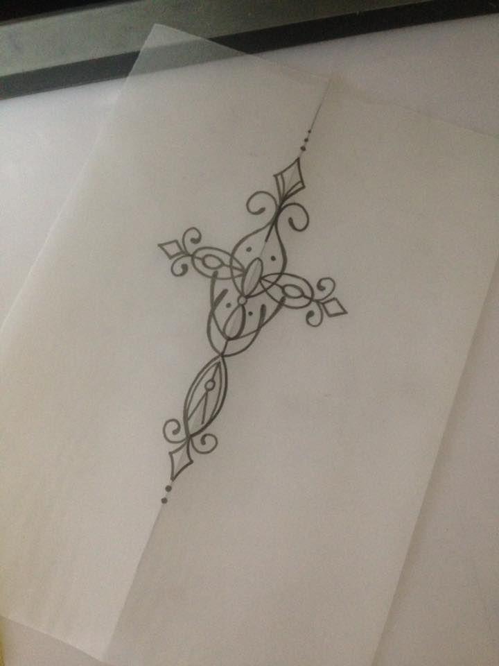 Cross Tattoo Sketch Tattoos Piercings Etc Tattoos Tattoo