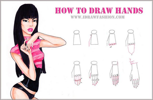 Learn how to draw fashion sketches: www.idrawfashion.com ...