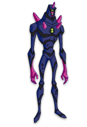 Chromastone A Nearly Indestructible Living Crystal Chromastone Can Absorb Energy And Turn It Into Powerful Laser Blasts Ben 10 Alien Force Ben 10 Aliens