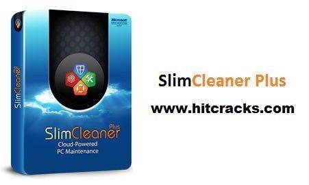 SlimCleaner Plus Serial Key And Crack Full Version Free