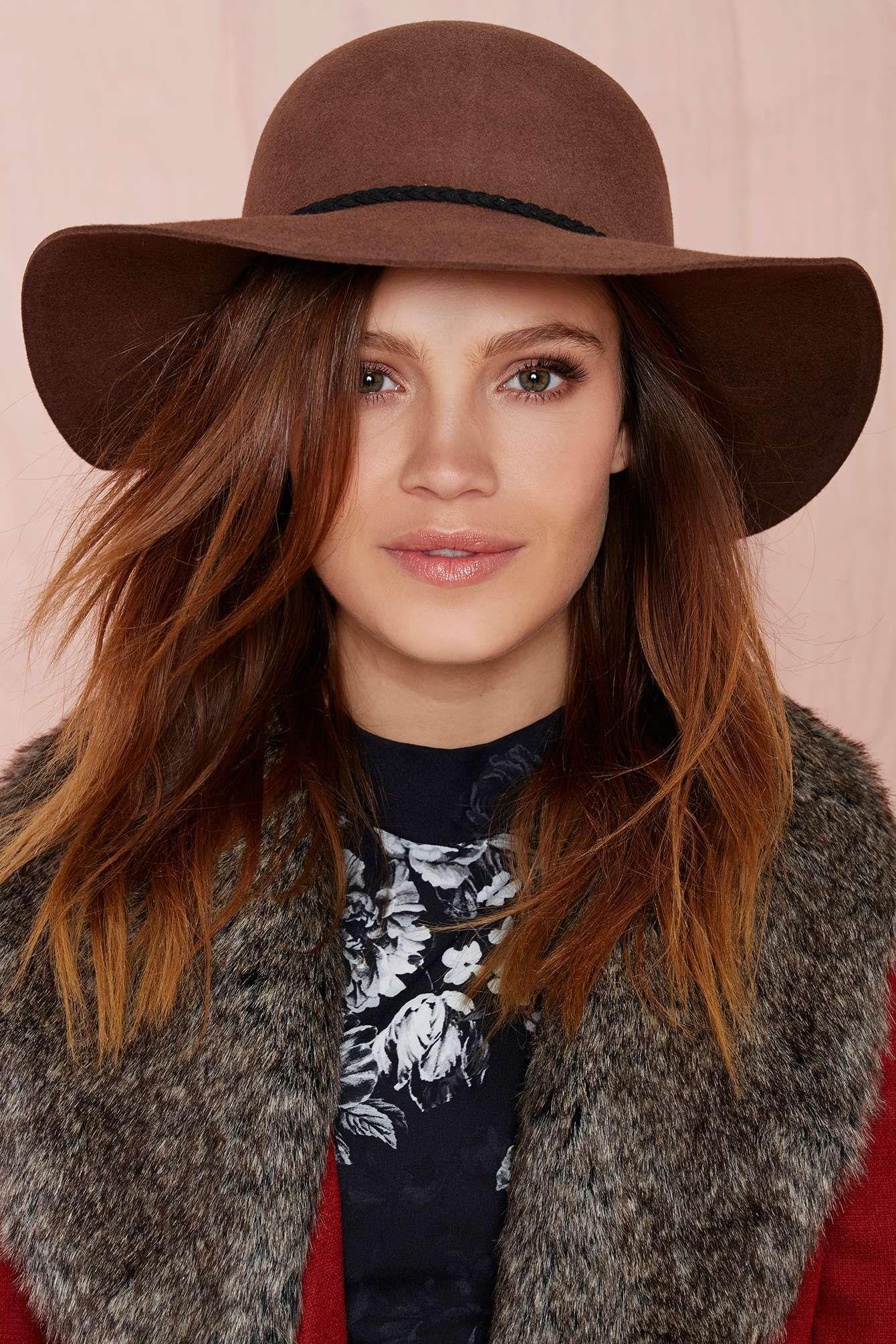 Jolie Wool Hat  bdd0200ffc9f