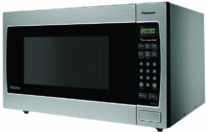 Amazon Com Panasonic Genius Nn Sn773s 1 6 Cuft 1250 Watt