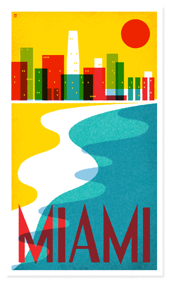 Awesome City Posters
