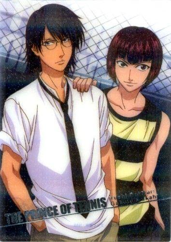 Oshitari And Gakuto