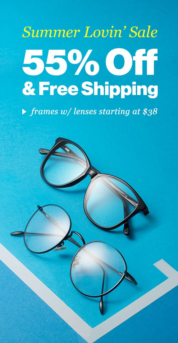 fe8cbff11e Shop prescription glasses online. Stylish frames   quality lenses from  38. Get  free shipping