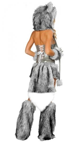 halloween sexy wolf costume - Womens Wolf Halloween Costume