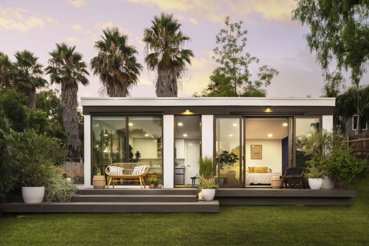 Mighty Buildings 3d Prints Homes To Address Housing Crisis In 2020 Backyard House Accessory Dwelling Unit Prefab Buildings