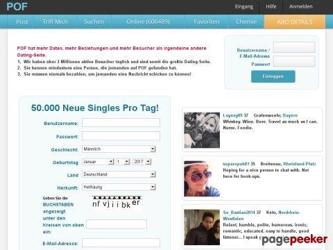 Mon avis sur POF : la rencontre 100% gratuite permet-elle de trouver l'amour ?