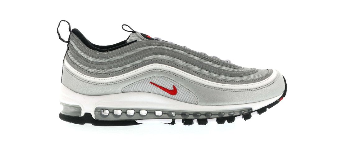 reputable site 5b8fc f7171 Nike Air Max 97 - Silver Bullet (2016 2017) - size 13