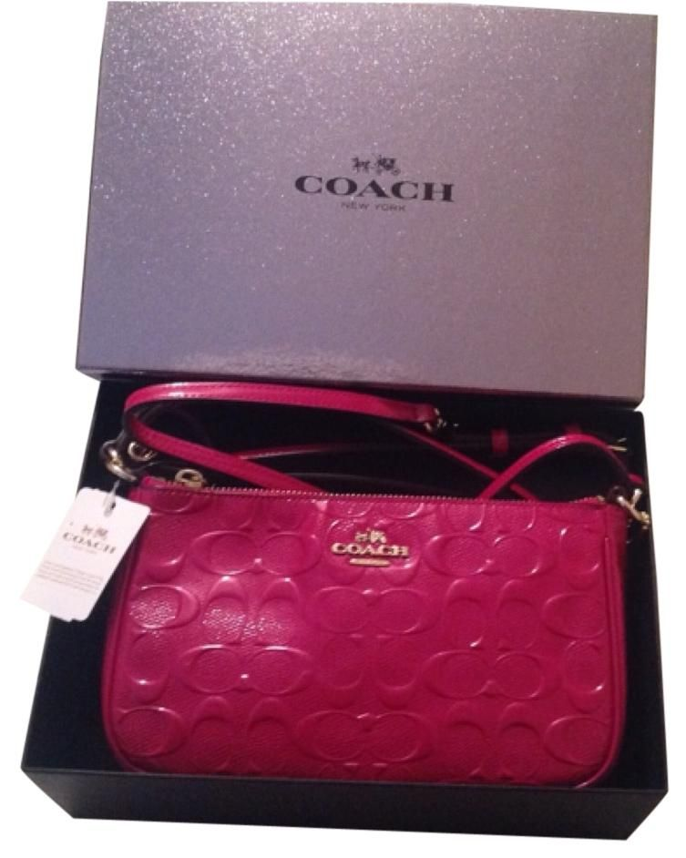1172a713c16 Coach Gift Box Signature Cranberry Cross Body Bag. Get the trendiest Cross  Body Bag of