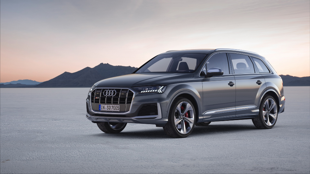 2020 Audi Sq7 And Sq8 Coming To America With A 500 Hp Twin Turbo V8 In 2020 Audi Twin Turbo Tdi