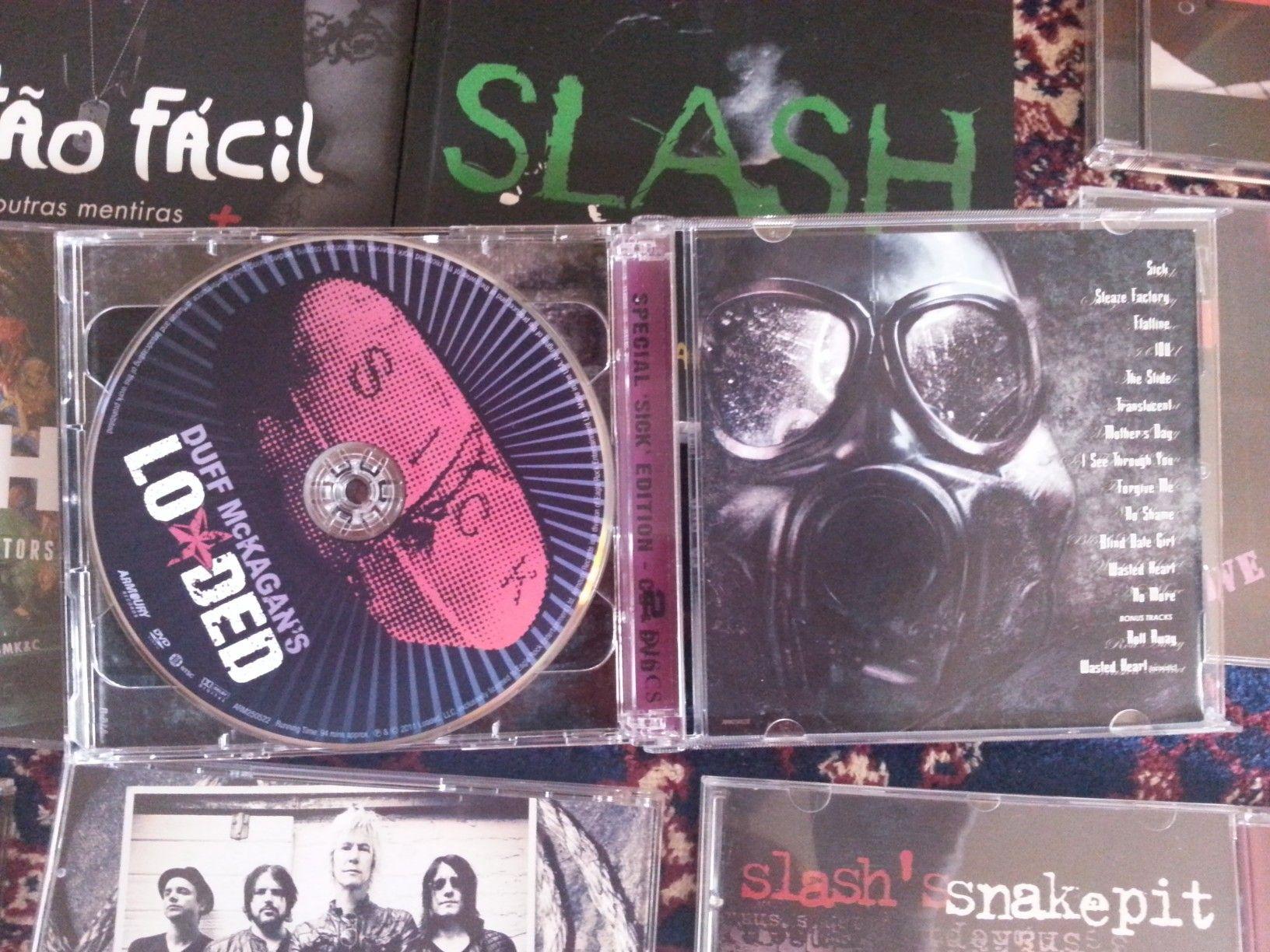 Duff Mckagan's Loaded Sick cd #collection #duffmckagan
