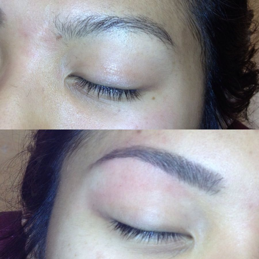 Before And After Eyebrow Threading At Bollywood Brow Bar Facebook