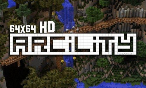 Minecraft 1 5 2 Arcility Texture Pack 64x