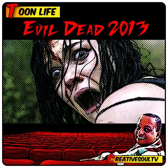 Evil Dead 2013 #movie #review While I found the #film #entertaining with some #bloody #gore #shockers any #horror #fan can appreciate, this remake is a one time watch for me. #Director Fede Alvarez did a good job with the #effects #sound design, #music & #camera #direction with his 14 #million budget which has grossed 26 million so far at the box office.