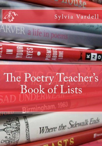 The Poetry Teacher's Book of Lists by Sylvia M. Vardell http://www.amazon.com/dp/1475100744/ref=cm_sw_r_pi_dp_pUseub1RVTQF0