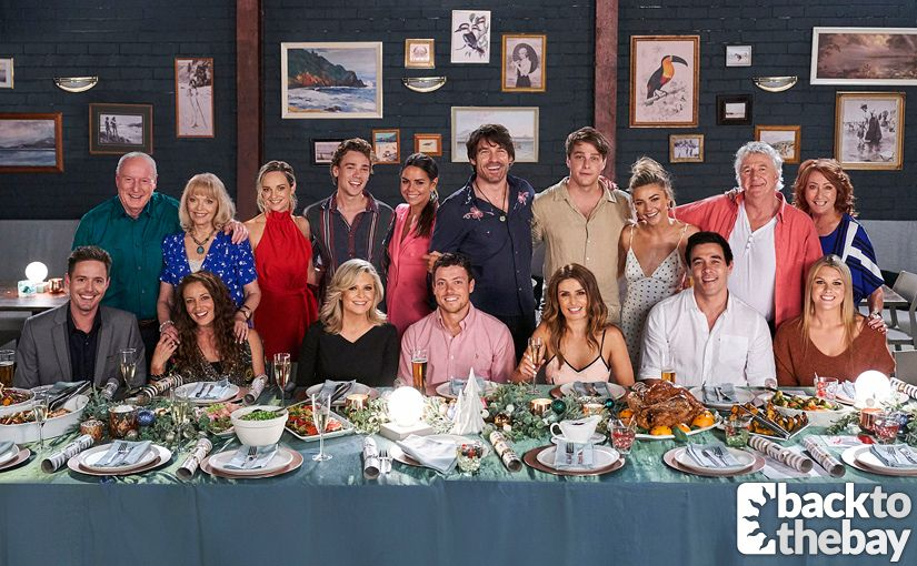 Home and Away News Back to the Bay in 2020 (With images