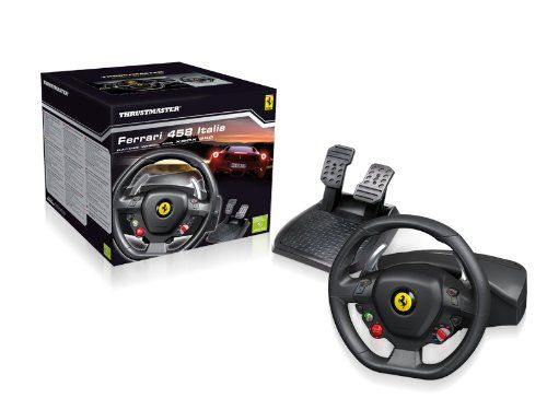 Thrustmaster Vg Thrustmaster Ferrari 458 Racing Wheel For