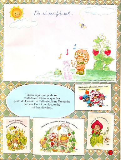 ÁLBUM MORANGUINHOS 86/87 - Liliam Bernabé - Álbuns da web do Picasa