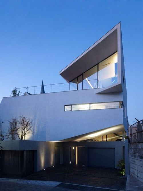 The N House Designed By Takato Tamagami