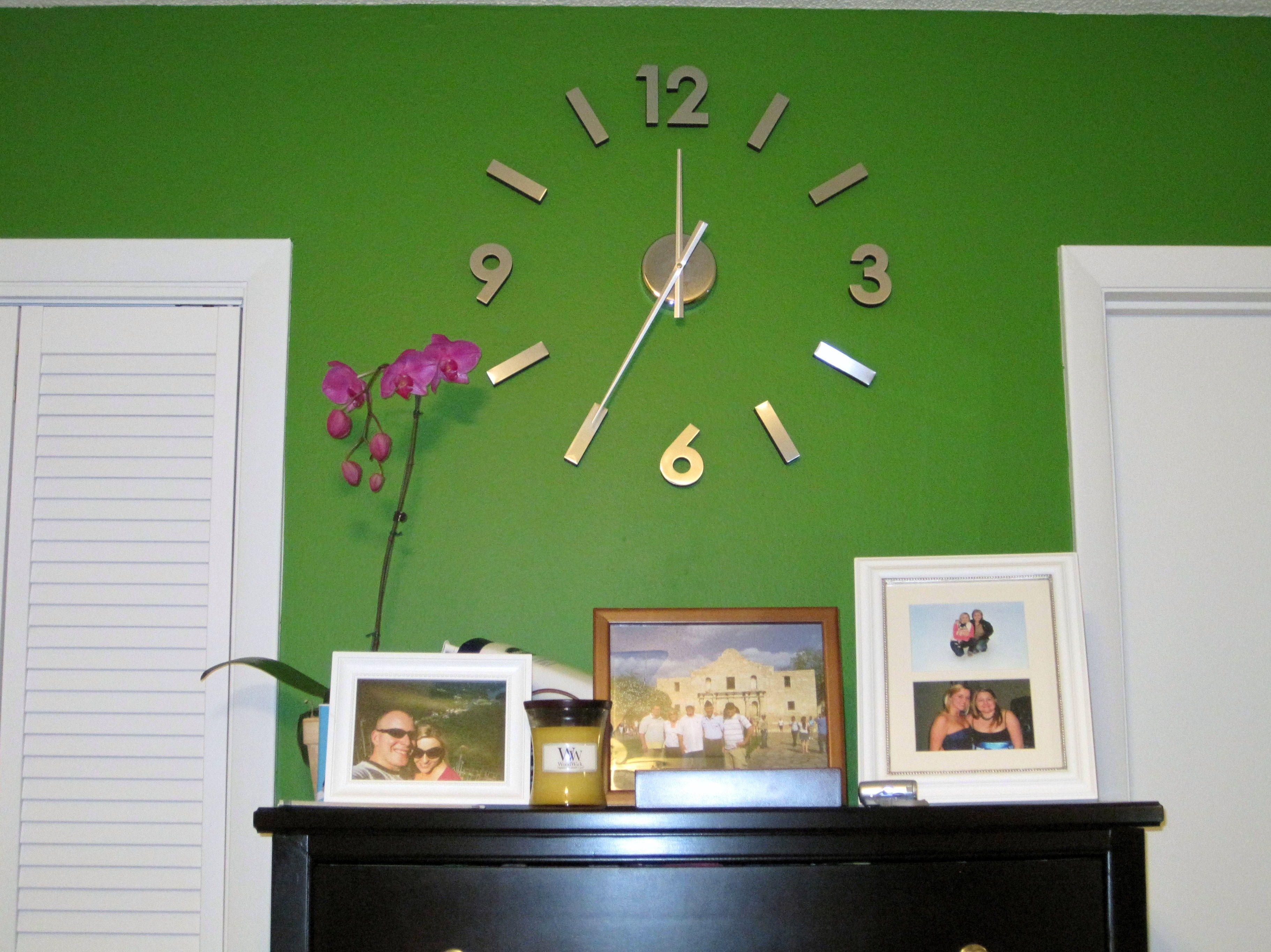 coolest clock ever.