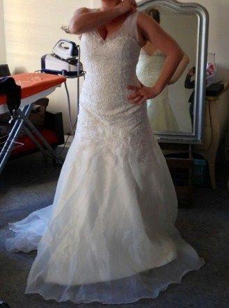 4e97e6b888e robe de mariée neuve taille 38 - robes mariée occasion originales pas cher  - Annonces gratuites de robes de mariée pas cher et costumes de m.