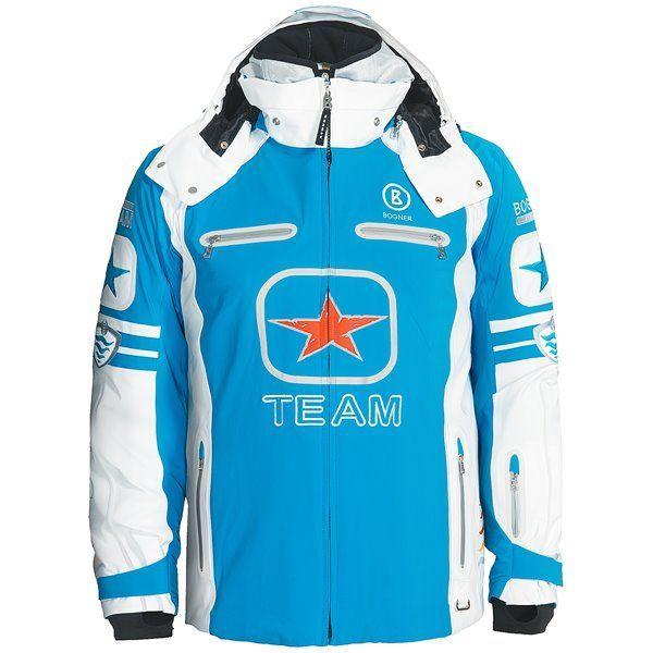 goedkoopste prijs verenigde staten online Bogner Team-T Anorak Ski Jacket - Waterproof, Insulated (For ...