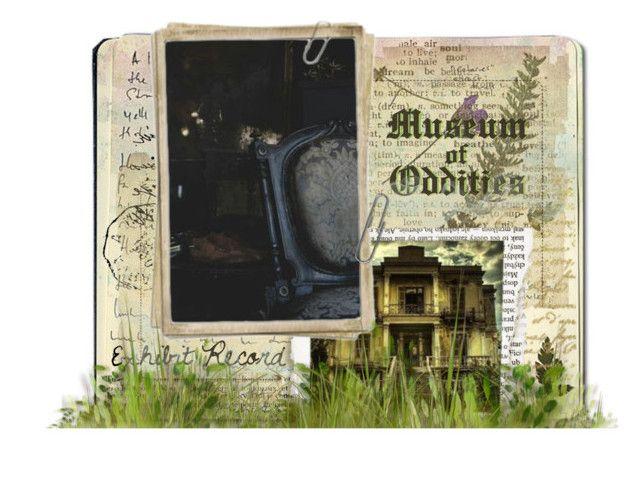 Museum Of Oddities  Museum Of Oddities ExhibitCollection Item